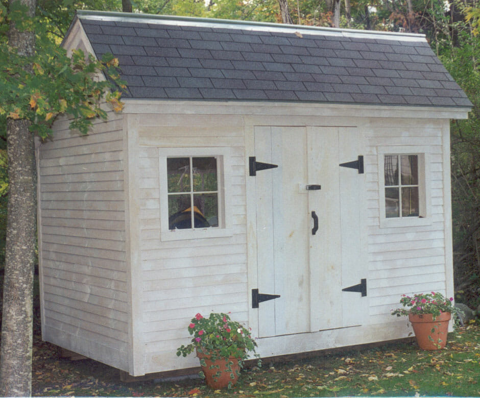 Church Street - Exterior, prefab shed kits