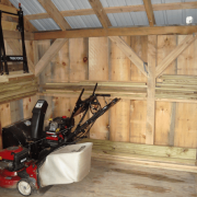 Learn how to build your own backyard storage shed with our DIY building instructions.