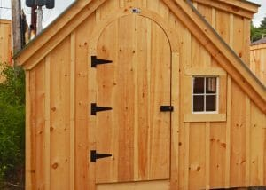 single-pine-arched-door-for-cottages-kits-sheds-whimsical-fairy-door