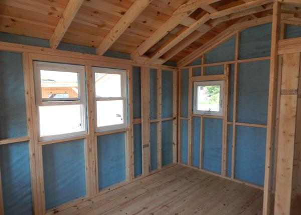 10x16 Three Season Pond House