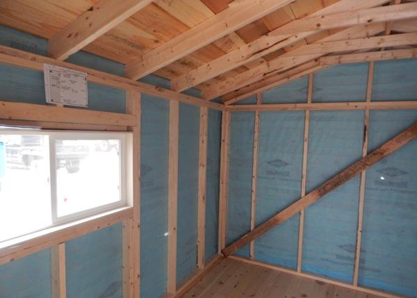 Home Office - Three Season Interior