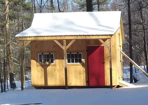 12x16 Hobby House