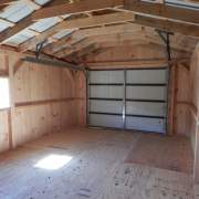 12x20 Garage - Custom Interior