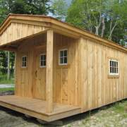12x26 Home Office - Custom Exterior