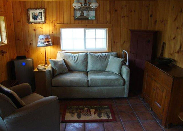 Four Season Vermont Cottage Interior