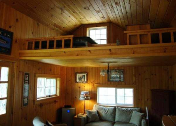 Four Season Vermont Cottage A