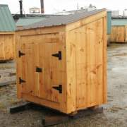 3x5 Garbage Bin for recycling storage too