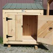 3x5 Garbage Bin - standard build from the complete pre-cut kit