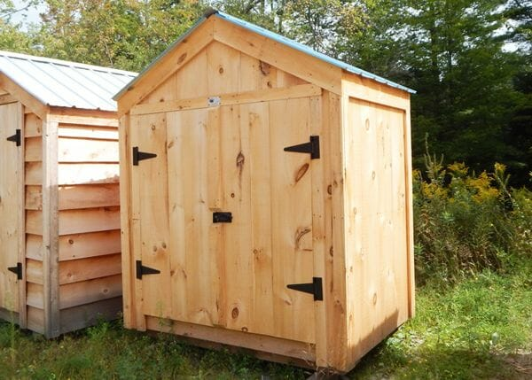 6x4 Utility Shed cheap small storage shed solution