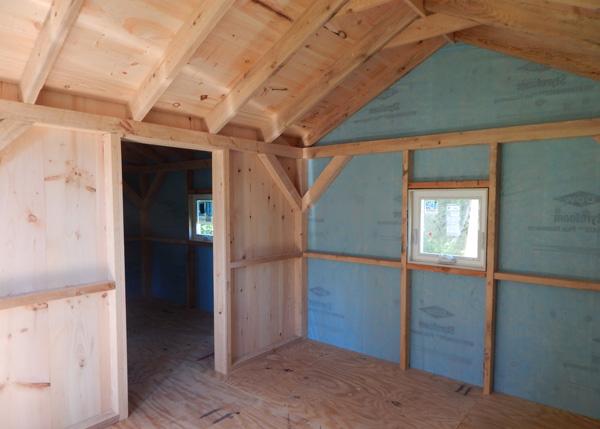 8x18 Heritage Three Season Interior
