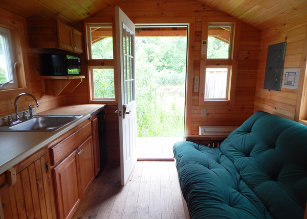 Four Season Pond House - Turn Key Tiny Home