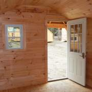 Four Season Gable - Custom Interior