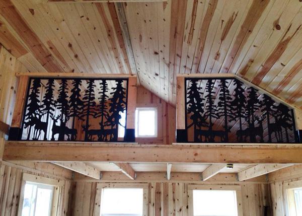 Four Season Vermont Cottage Interior