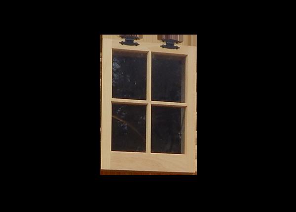 16x21 Hinged Barn Sash Window