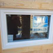 3x2 Insulated Casement Windows use energy efficient glass which helps with heating and cooling costs.