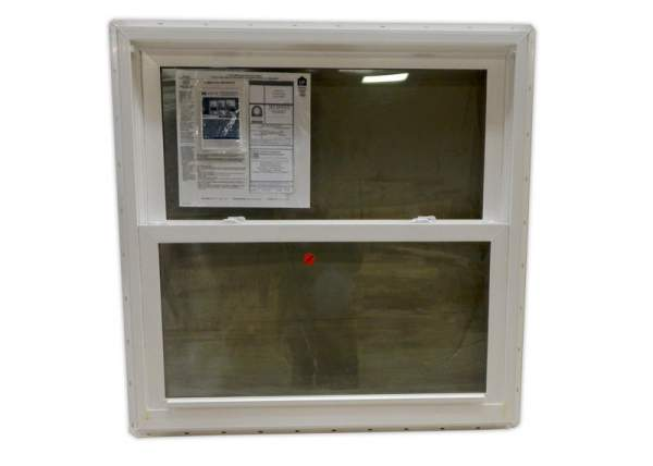 Double pane Low-E glass is energy efficient for lower heating and cooling costs.