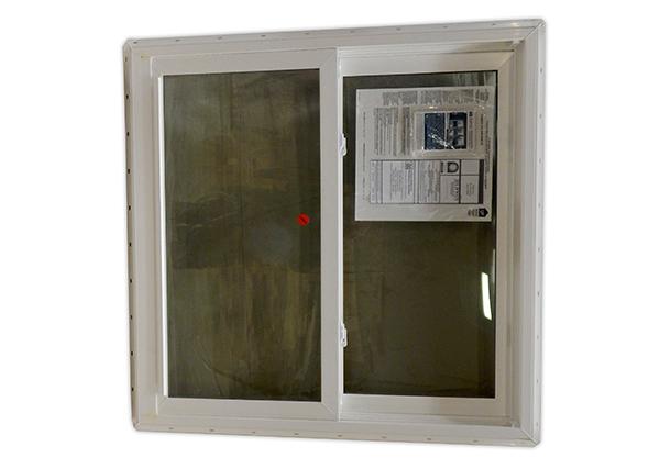Energy efficient double pane windows for tiny houses