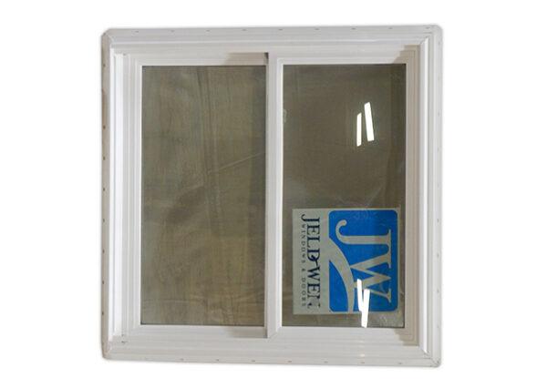 Energy efficient double pane windows