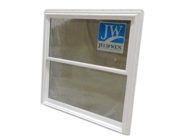 4x4 Insualted Double Hung Windows are made with double pane low-e glass to maximize energy efficiency and to reduce heating and cooling costs.
