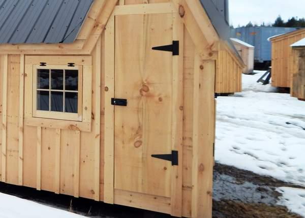 """24"""" Wide Single Pine Door"""