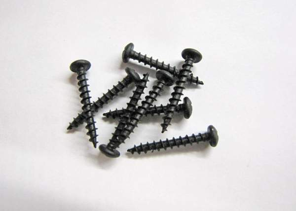 One-inch wood screws are designed from home, shed anc cabin improvement projects.