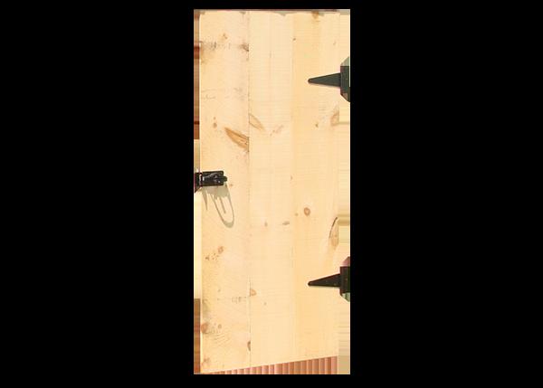 Single Door With Hardware