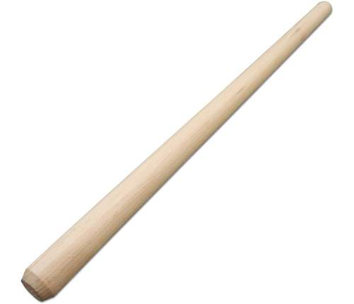 """Wax coated hardwood Timber Frame Pegs for timber framing and mortise and tenon construction. 3/4"""" diameter x 17 1/4"""" long."""