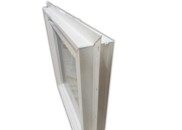 The 16x21 Fixed Insulated Window is constructed with a nail fin for easy installation in new buidlings.