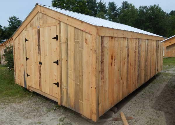 14x20 Economy Barn