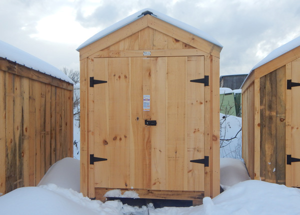 6x8 Nantucket Storage Shed