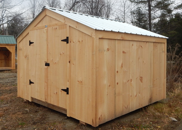 100 square foot storage shed for sale affordable price