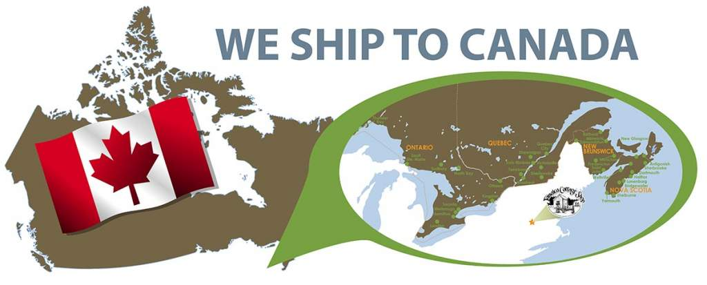 We Ship Cottages to Canada