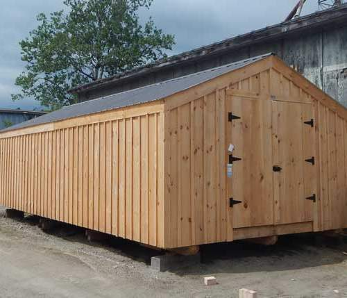 14x30 Barn - Fully Assembled