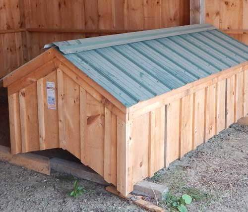 Decorative cupola for adding style to storage sheds and cottages