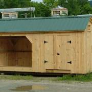 8x20 Weekender Combination Storage Shed