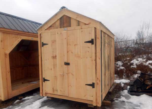 6x8 Nantucket Fully Assembled