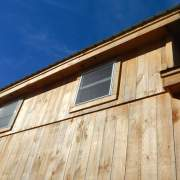 Shed Dormer for Vermont Cabin Kits