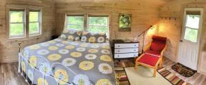 Bee Cottage Shed to Guesthouse Conversion