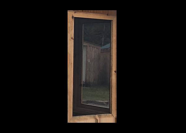 Screen Window for Florida Room