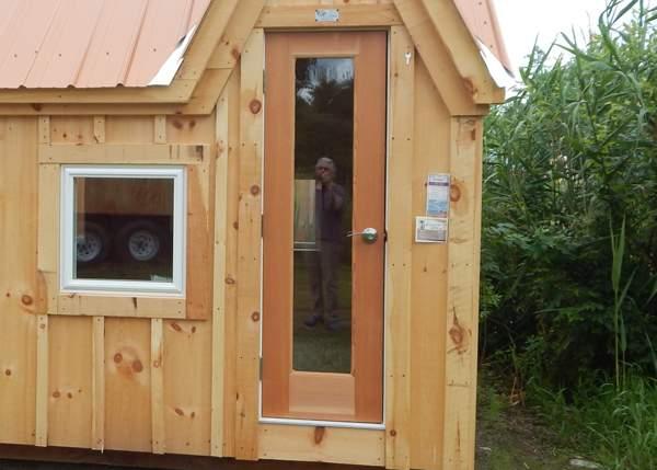 """24"""" Full-Lite Insulated Door"""