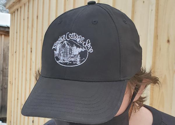 JCS_Hat_Cap_Black_Model_Logo