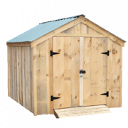 Vermonter - Simple Sturdy Shed