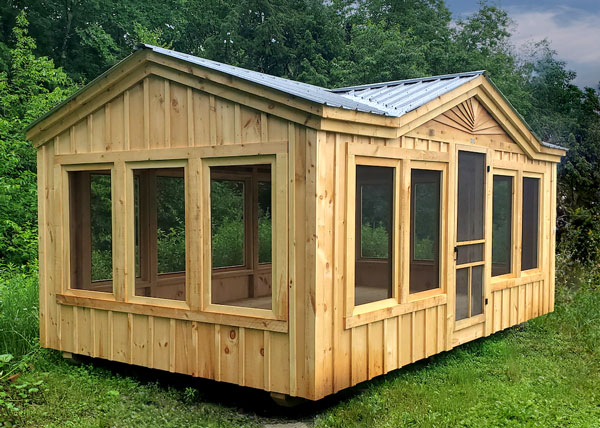 Detached screen house 240 square feet