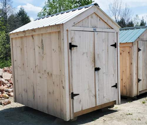 6x8 Economy Nantucket Clearance Shed for Sale